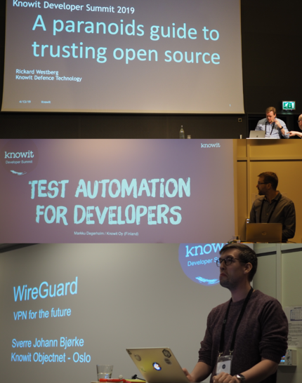 Knowit developer summit